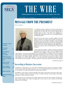 THE WIRE - Volume 19, Issue 1 - Winter 2017